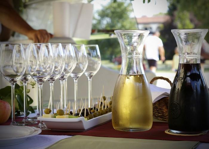 Harkány szüreti fesztivál - fehérbor, vörösbor és vendégváró falatok
