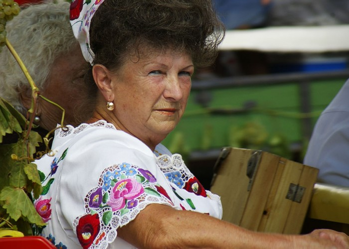 Harkány szüreti fesztivál - népviselet és tradíció