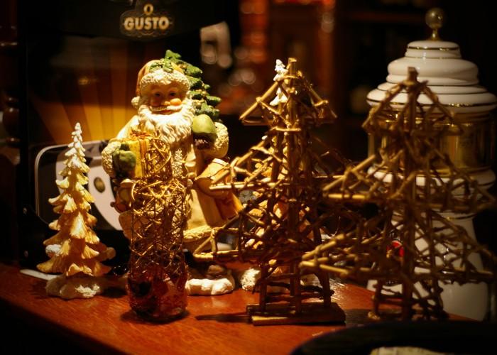 Karácsonyi hangulat és dekoráció