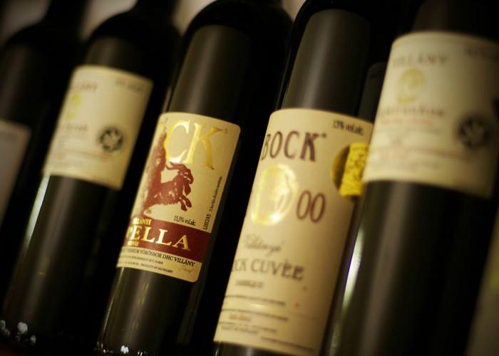 Villányi borok széles kínálata - Bock, Tiffán, Gere