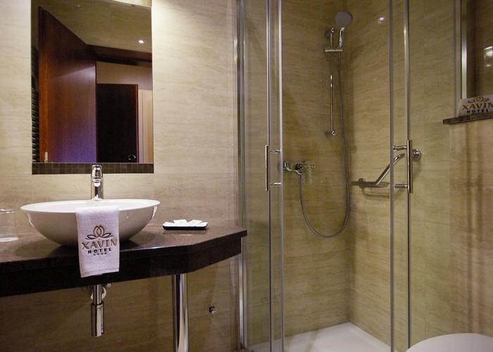 Fürdőszoba részlet - zuhanyzó