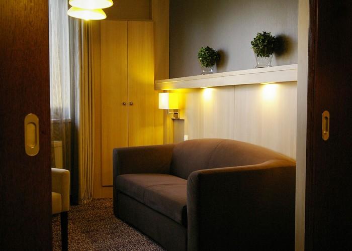 Családi lakosztály - kanapé