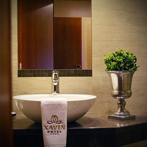 Családi lakosztály - fürdő