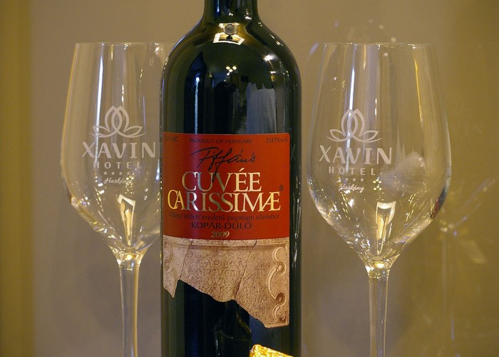 Tiffán Cuvée Carissimae