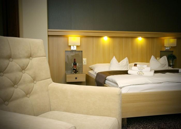 családi lakosztály ágy