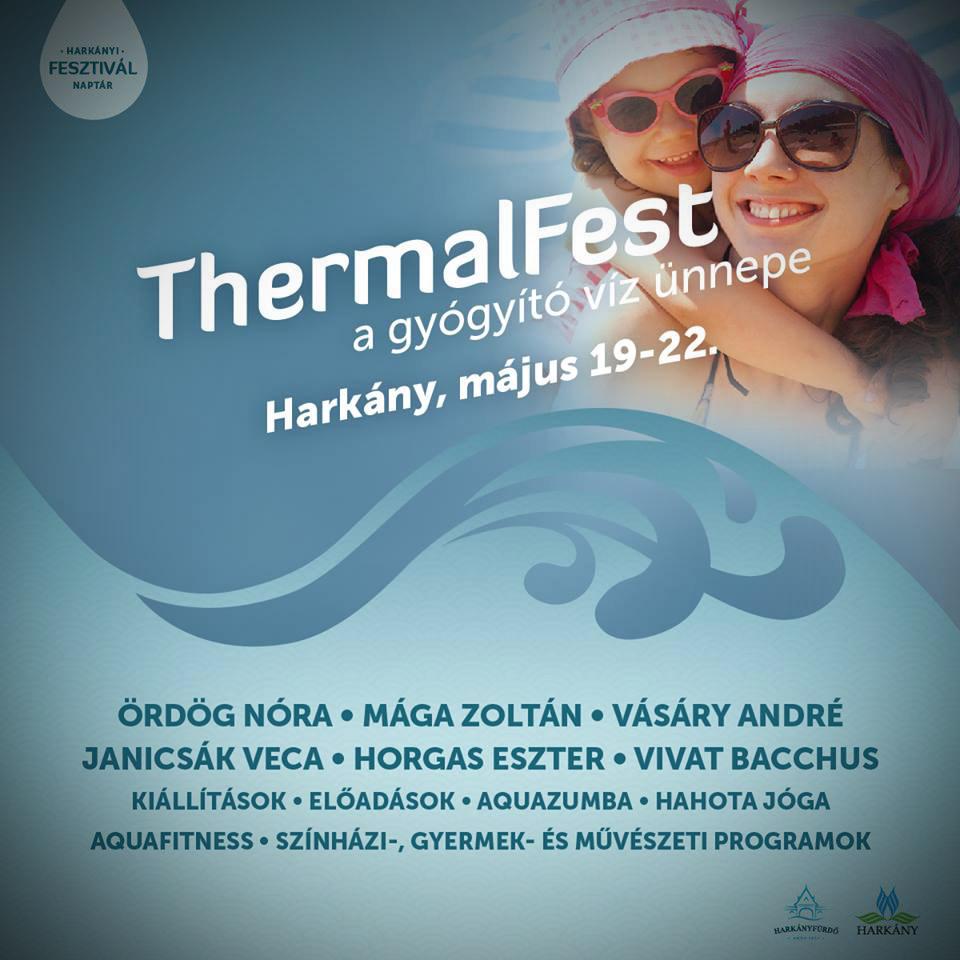 ThermalFest Harkány 2016