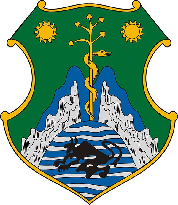 Harkány címere