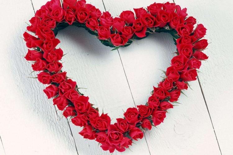 Romantikus Valentin nap