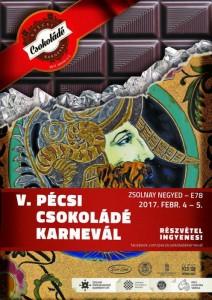 2017.02.04-05. Pécsi Csokoládé Karnevál