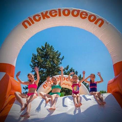 Hurrá nyaralunk csomagajánlat, Nickelodeon park
