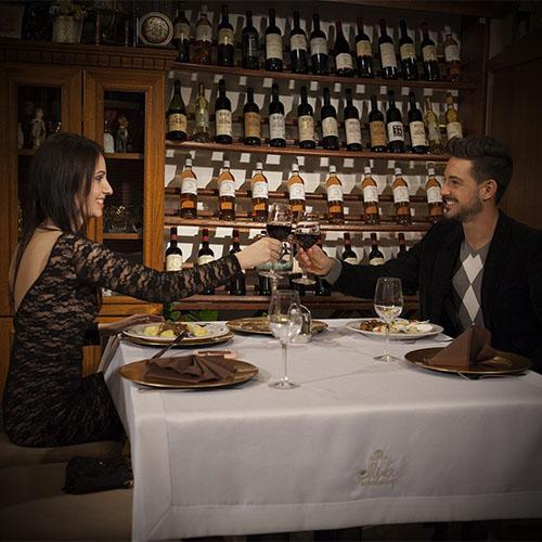Romantikus wellness napok csomagajánlat, meghitt vacsora